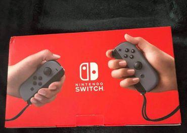 Nintendo Switch - nové, nerozbalené