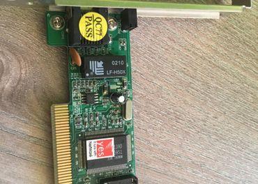 Sietova karta Microcom LAN10/100