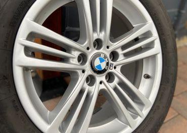 BMW X3 kolesa 245/50R18 100Y