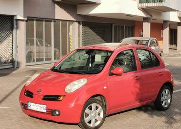 Nissan Micra K12 1.2 Benzin 59kw 2003