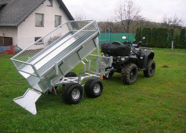 Multifunkčí vozík 2 v 1 vyvážečka vyvážačka
