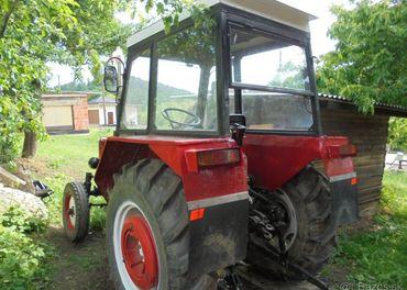 Predam traktor URSUS C-355 s hydraulikou+prislusenstvo