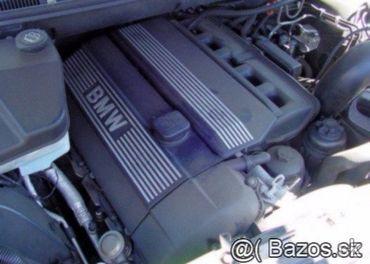 Prodám motor z BMW X5 e53 3,0i 170kw 306S3 190tis km