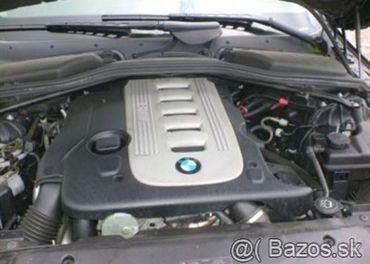 Prodám motor z BMW E60 525d 256D2, 130kw