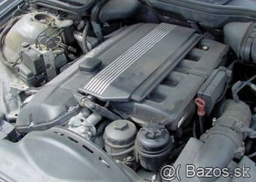Prodám motor z BMW e39 525i 141kw M54B25 , najeto 230 tis km