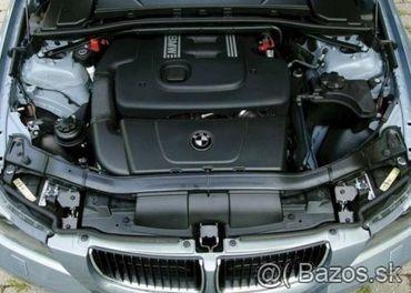 Prodám motor z BMW E90 320d M47N2, 204D4, 240tis km