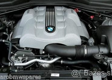 Prodám motor z BMW e65 735i N62B35 , najeto 250 tis km