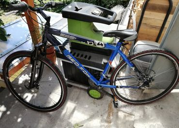crossový bicykel Seeker RED FOX 28