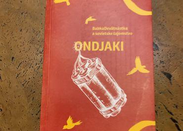 Ondjaki BabkaDevatnastka a sovietske tajomstvo