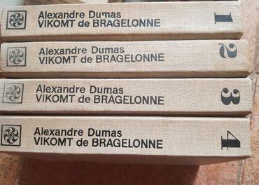 4 KNIHY ALEXANDRE DUMAS