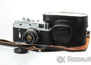 Zorki 4K, Industar 53/2.8 , Leica zavit m39 l39 ltm