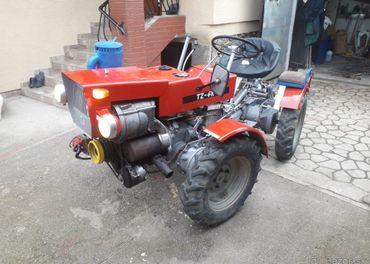 Malotraktor TK 14