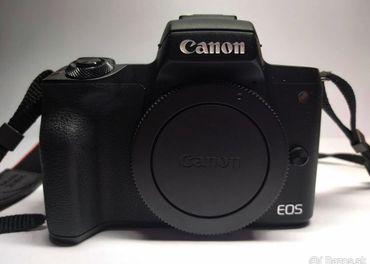 Telo Canon m50
