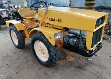 Predam malotraktor Raba-15