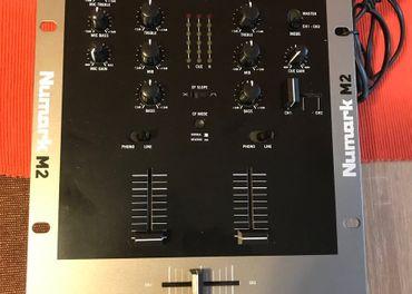Mixpult Numark M2