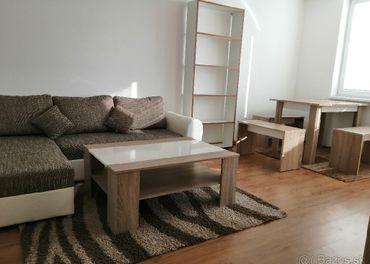 2 izbový byt na prenájom kompletne zariadený