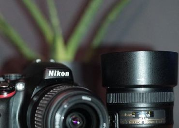 Predám zrkadlovku Nikon
