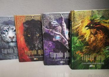 Séria kníh Tigria sága Colleen Houck