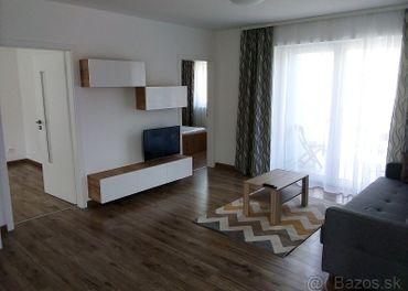 Prenajom 3 izbovy byt v novostavbe Žilina - Porúbka