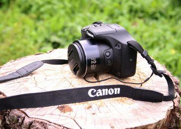 predám CANON PowerShot SX530 HS (ultrazoom 50×) +brašna