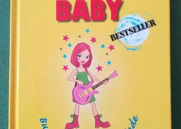 Kniha pre správne baby Buď hviezda vždy a všade