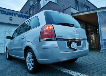 Opel Zafira,, 1,9DT,,88kw,,7miestne,, 2007,,142oookm☝️