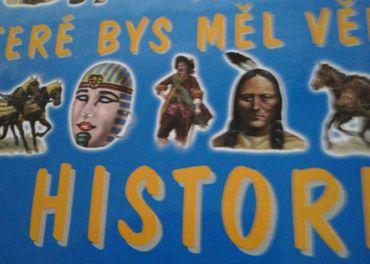 500 zaujímavosti ktoré bys mel vedet z historie