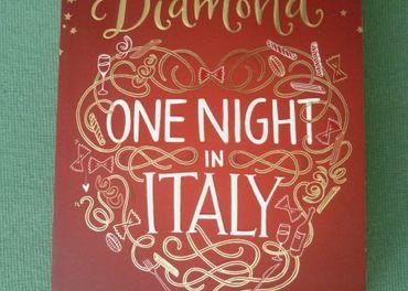 kniha One Night in Italy