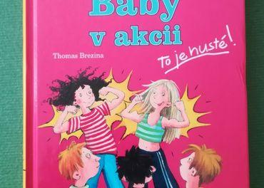 kniha Baby v akcii