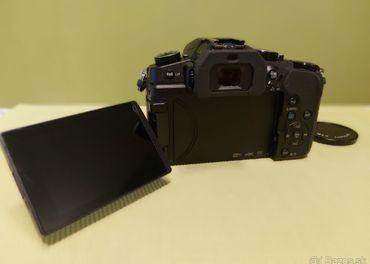 Panasonic Lumix G80 + 35mm f1,2 vysokosvetelný objektív
