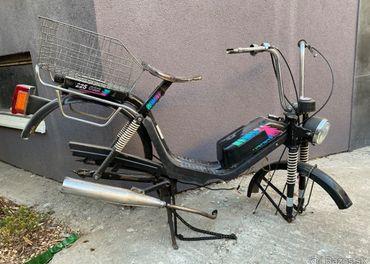 Predam nekompletny moped Jawa babetta/babeta 225 -