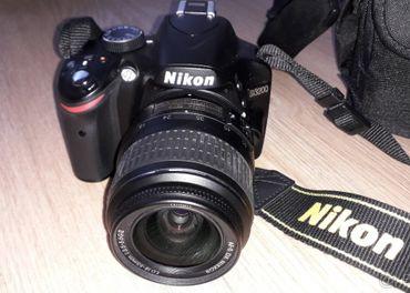 Nikon D3200 - 18-55 Kit