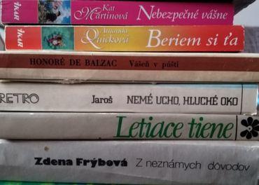 Knihy- rôzne