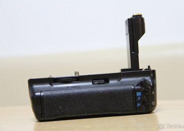 Bateriový grip pro CANON EOS 5D Mark II BG-1D