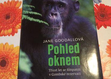 Predám knihu - Pohled oknem od Jane Goodallovej