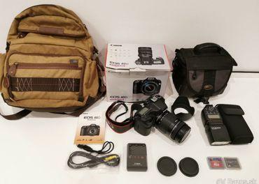 Canon EOS 40D kit, Canon 18-135mm