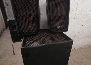 Predam HK Audio repro sustava aktivna REZERVOVANE