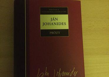 Ján Johanides - Prózy