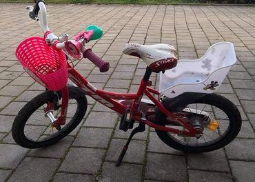 Dievčenský bicyklík