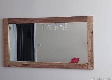 Jedálenský stôl + zrkadlo - MASÍV