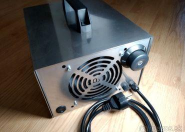 Ozónový generátor 72g/h, 230V,Generator ozonu, nerezový