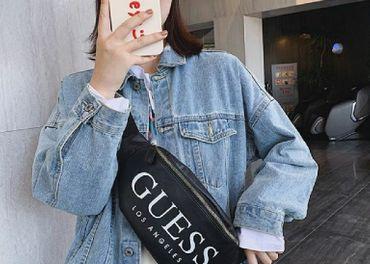 Cierna taska, ladvinka Guess